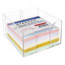Großhandel Büromaterial: Kubik Plastik 85x85x50 Starpak Büro Kol Folie