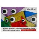 Papier zurückhaltendes Metall C5 6 Farben Starpak