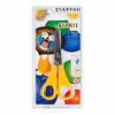 metal scissors 135 right handed starpak safari b