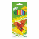 12 color pencil pencils / 180 starpak Animal Plan