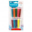 10kol 4g glitter loose pastel crayon