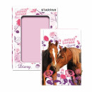 diary closed 170x125 starpak horses small bag