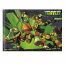 Papier Kol a5 / 10k Starpak Ninja Turtles Folie