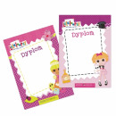 diploma a4 starpak lalaloopsy pouch