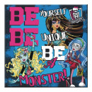 wholesale Others: podobrazie 25x25cm printed stk49 Monster High