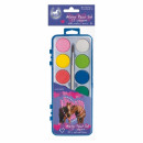 paints watercolors 12 colors + brush fi30 starpak