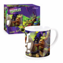 Porzellanbecher Starpak Ninja Turtles Pud