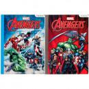 folder with paper eraser a4 starpak Avengers foil