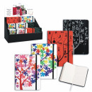 notepad with rubber band a6 / 80k starpak, save th