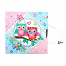 diary closed 135x135 starpak owl bag with