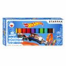 Plastilin 12 Farben Starpak Hot Wheels pud