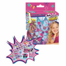 wholesale Licensed Products: creative jewelry starpak Barbie power pud
