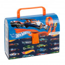 box carton 200x145x80 Hot Wheels with box handle