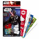 Kreatives Set 14x24cm Starpak Starpak Wars trug
