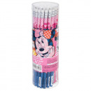 wholesale Licensed Products: pencil with eraser starpak Minnie tuba