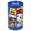 wholesale Saving Boxes: piggy bank met round starpak Paw Patrol bag