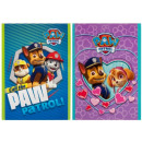 notes starpak a7 Paw Patrol foil 20/1