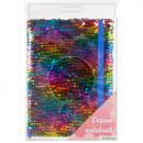sequin notebook a5 starpak pud