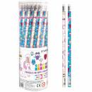 crayon avec gomme starpak mix3 uni / owl tube