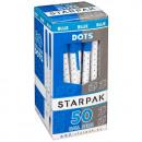 Geschlossener Stift mit Starpak Dots Pud