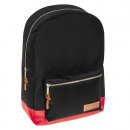 rucksack starpak bv3 black & red small bag