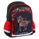 school backpack starpak 14 horses 2 bag