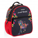 grossiste Fournitures scolaires: sac à dos mini starpak 12 chevaux 2 sac