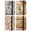 notepad with elastic band a7 / 80k starpak, writin