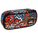 pencil case sachet starpak abstract pouch