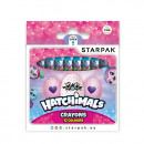 wax crayons 12 colors starpak hatchimals pud