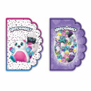 shaped notebook starpak a6 hatchimals foil 10/1