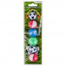 Magnet Football 30mm starpak op6szt Blister