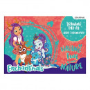 wholesale Gifts & Stationery: drawing block a4 / 20k white starpak Enchantimals