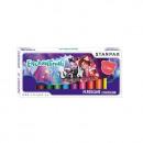 plasticine 12 colors starpak enchantimals pud