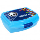 breakfast box plastic starpak Football worec