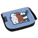 wholesale Bags & Travel accessories: wallet starpak 69 65 we bare bears bag with incl