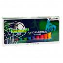 Plastilin 12 Farben Starpak Football Pud