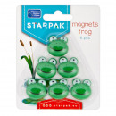 wholesale Magnets: magnet zaba 25mm starpak blister pack