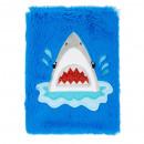 diary plush 148x210 starpak shark pouch