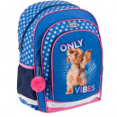 backpack starpak 14 good vibes pouch