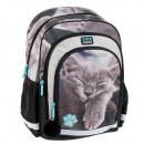 backpack starpak kitty sepia pouch
