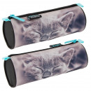 pencil case starpak kitty kitty sepia bag