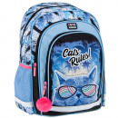 backpack starpak cat rules pouch