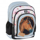 backpack starpak 14 horses pouch