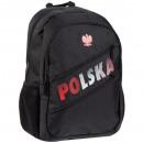 Rucksack Starpak Polen schwarze Tasche
