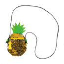 shoulder bag starpak party pineapple pouch