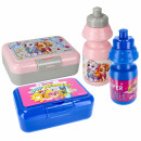 wholesale Houseware: water bottle + breakfast box Paw Patrol girl pouch