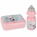 wholesale Lunchboxes & Water Bottles: water bottle + breakfast box small bag