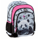 wholesale Gifts & Stationery: backpack starpak 14 panda pouch
