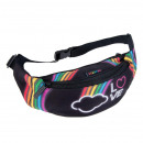 belt bag rainbow2 pouch